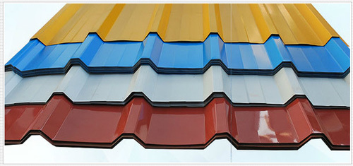 Color Coated Metal Profile Sheets for Roofing & Wall